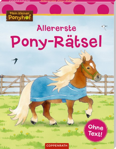 Allererste Pony-Rätsel