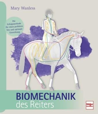 Waneless, Mary; Biomechanik des Reiters