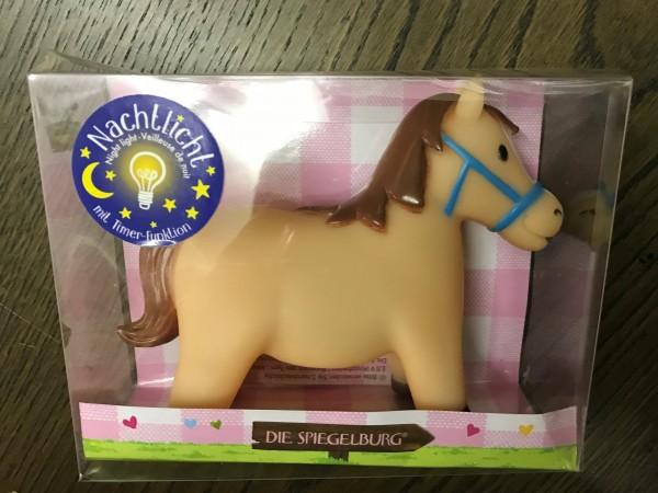 Nachtlicht Pony