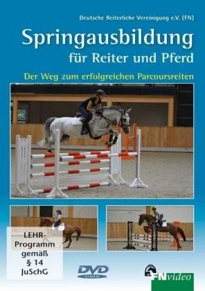 Bödicker/Johannsmann/Lutter; Springausbildung für Reiter und Pferd DVD