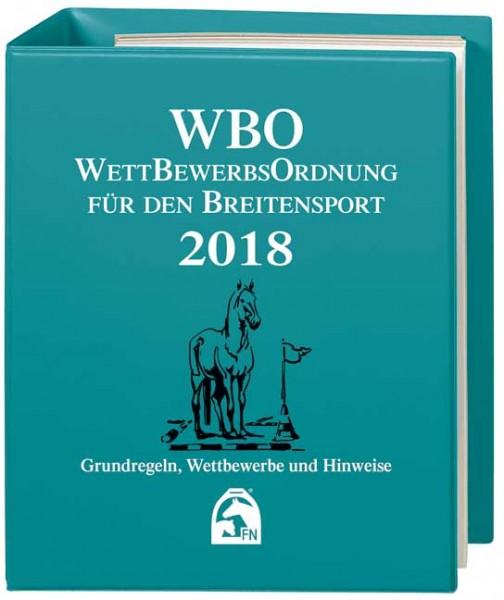 Wettbewerbsordnung für den Breitensport 2018 (WBO)