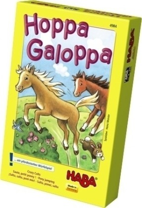 Hoppa Galoppa (Kinderspiel)
