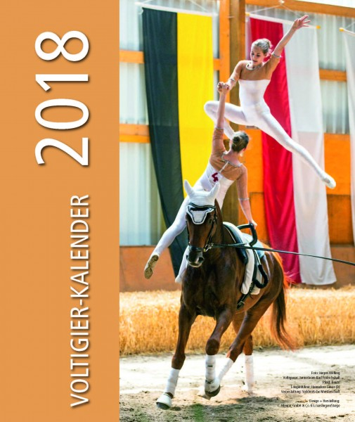 Voltigier-Kalender 2018