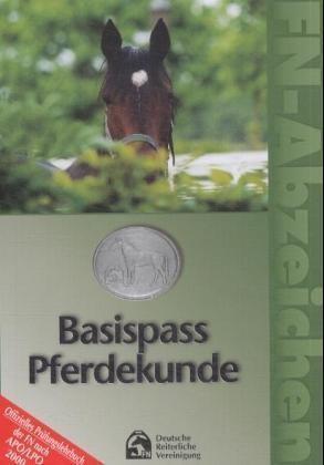 FN-Abzeichen Basispass Pferdekunde