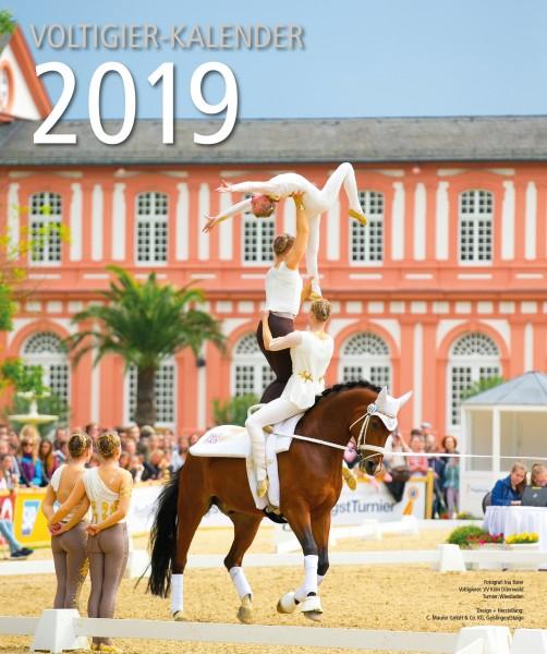 Voltigier Kalender 2019