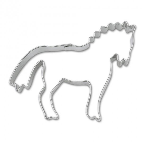 Motivausstecher Pferd mit Mähne