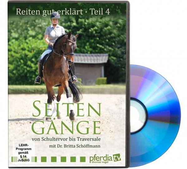DVD Reiten gut erklärt Teil 4 - Seitengänge